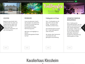 Kavalierhaus Klessheim - Eventlocation & Catering