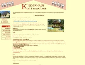 Kinderhaus Katz & Maus