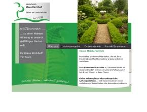 Kirchhoff, Garten- und Landschaftsbau, Lemgo - Lippe
