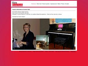 kleine klavierstunde