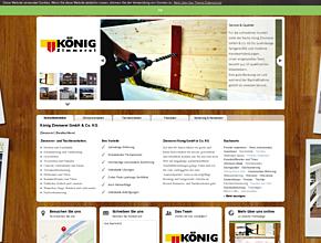 König Zimmerei GmbH & Co. KG