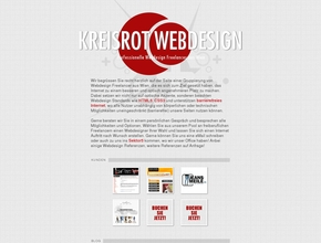 kreisrot corporate design