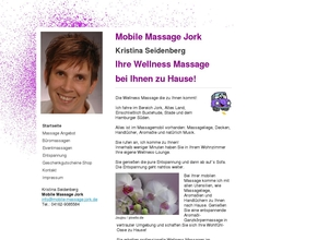 Kristina Seidenberg - Mobile Massage in Jork