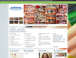 Kröhnke GmbH - schenken & spielen