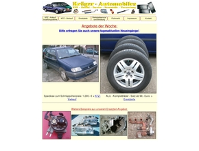 Krüger-Automobiles