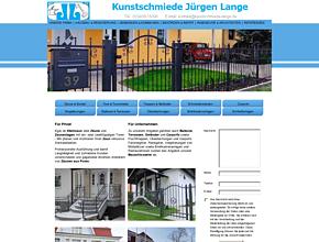 Kunstschmiede und Bauschlosserei Hans-Jürgen Lange