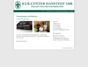 KUR CENTER Hanstedt GbR