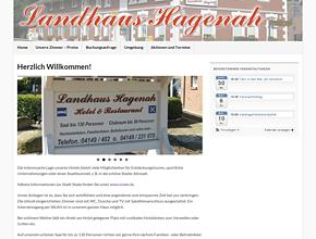 Landhaus Hagenah | Hotel | Monteurzimmer | Übernachtung | Stade | Bremervörde