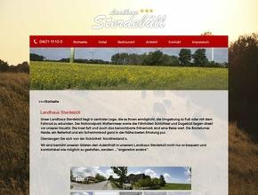 Landhaus Sterdebüll - an der Nordsee