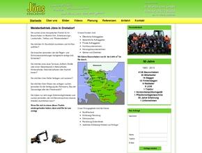 Landschafts- Tiefbau - Pflasterarbeiten H.Martin Jöns GmbH