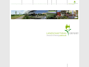 Landschaftsbau Erfurt Simonsen Montag Gmbh Co Kg
