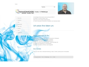 layoutinstinkt – Print & Web Design, Inhaber Jochen Behl