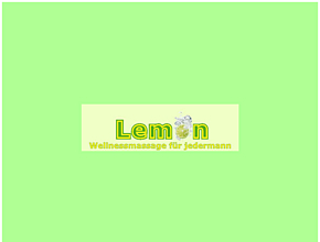 Lemon - Wellnessmassagen für jedermann