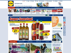 Lidl - Filiale Güstrow - 1