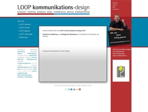 LOOP kommunikations-design