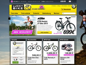 Lucky Bike Factory Outlet