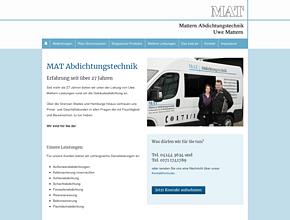 M A T - Mattern Abdichtungstechnik