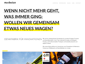 ma design GmbH & Co. KG