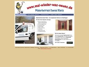 Maler-Betrieb Daniel Rietz | Niedernwöhren | Stadthagen | Schaumburg