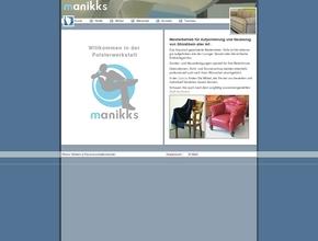 Manikks-Polsterei und mehr