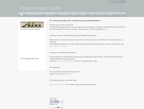 Manor Station Studio