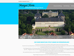 Margot Horn - Immobilienmanagement