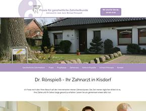 Markus Sedlaczek - Zahnarztpraxis in Kisdorf