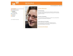 Martina Wellm - Karrierechoaching, Training, HR Consulting