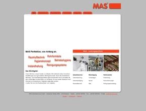 MAS Industrieservice GmbH