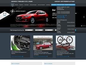 Mazda - Heinrich Tobaben GmbH