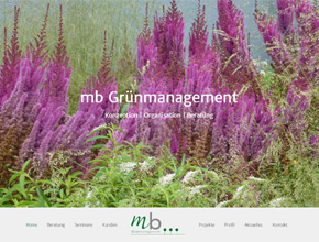 mb Grünmanagement - Monika Böhm
