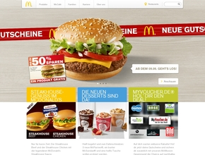 McDonalds – Filiale Güstrow
