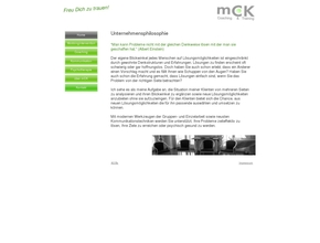 mCK-Training