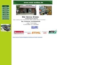 Miet -Service -Brieske