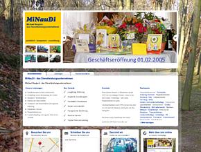 MiNauDi - das Dienstleistungsunternehmen