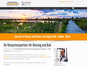 MINDERJAHN - Heizung & Sanitär - Bäder & Badsanierung