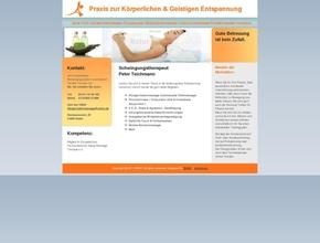 Mobile Massage Stade - Peter Teichmann | Klangschalen | Dorn Breuß | Lomi Lomi