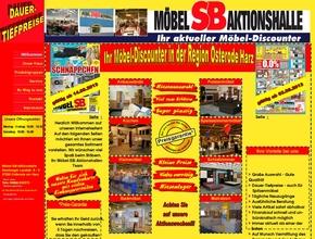 Möbel Sb Aktionshalle Ihr Möbeldiscounter