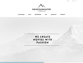 Mountainmaster Film- und Videoproduktion
