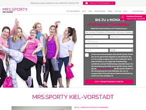 Mrs.Sporty Club Kiel-Vorstadt