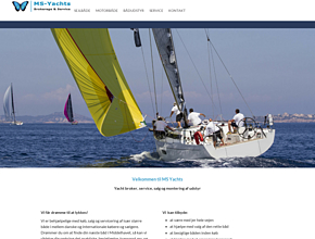 MS-Yachts - Brokerage and Service