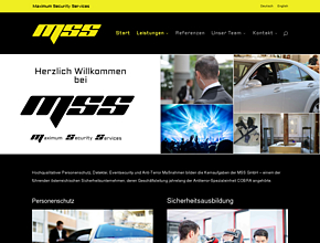 MSS - Maximum Security Services GmbH