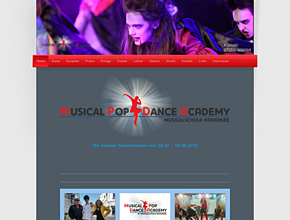 Musical Pop Dance Academy by Musicalschule Bodensee