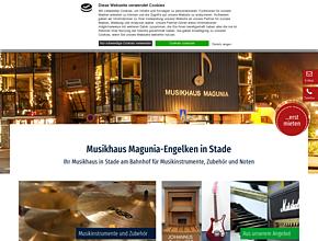 Musikhaus Magunia-Engelken GmbH & Co. KG | Musikinstrumente