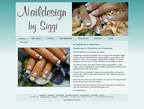 Naildesign by Siggi