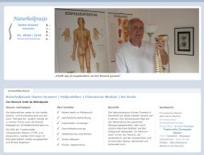Naturheilpraxis Günter Drawert | Heilpraktiker | Chinesische Medizin | bei Stade