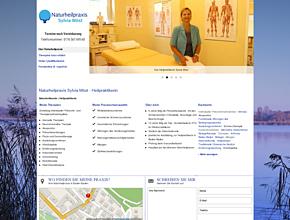 Naturheilpraxis Sylvia Möst - Heilpraktikerin