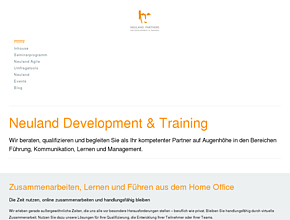 Neuland & Partner Development and Training