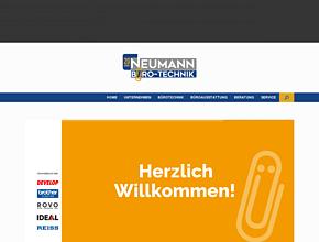 Neumann Büro-Technik   Bürobedarf   Büromöbel  Kopiergeräte