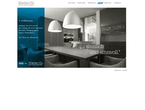 nische co. Black Bedroom Furniture Sets. Home Design Ideas